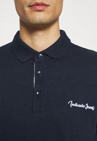 INDICODE JEANS - EARNEST - Polo shirt - navy - 5