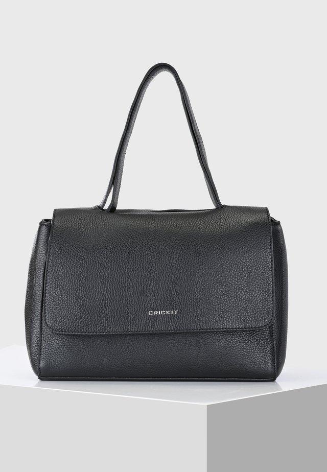CROSSBODY BAG CAIO - Across body bag - black