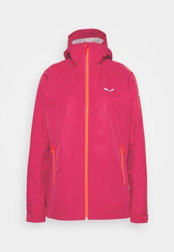 AQUA - Hardshell jacket - rose red