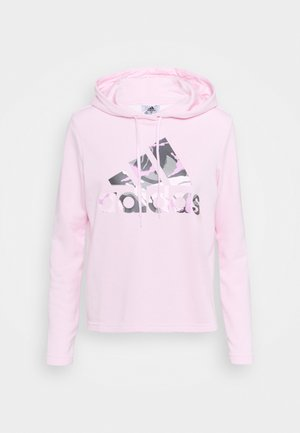 CAMO - Sweat à capuche - clear pink