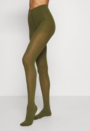 FALKE Pure Matt 50 Denier Strumpfhose Halb-Blickdicht matt - Tights - forest