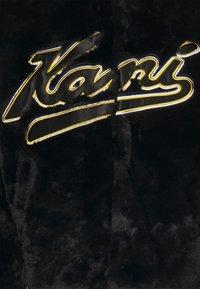 Karl Kani - VARSITY COLLEGE JACKET UNISEX - Bomber Jacket - black - 2