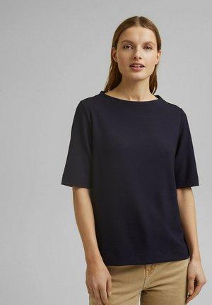 FASHION  - Basic T-shirt - navy