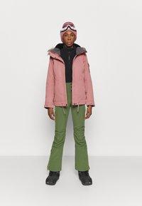 Roxy - MEADE - Snowboard jacket - dusty rose - 1