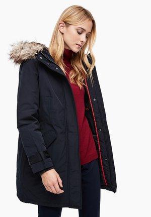 MANTEL - Winter coat - navy