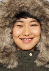 Dorothy Perkins - TRIM COAT - Winter coat - khaki - 3