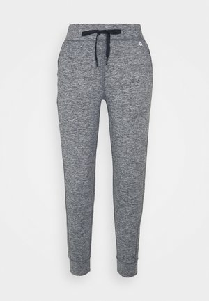 BRUSHED - Pantaloni sportivi - light heather grey