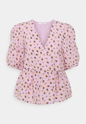 AVERY BLOUSE - T-shirt med print - fragrant lilac