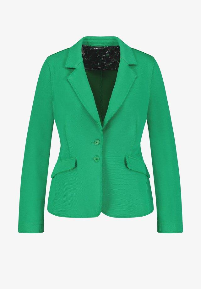 Blazer - vibrant green