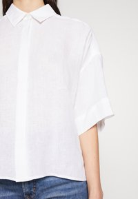 DRYKORN - THERRY - Button-down blouse - weiss - 5