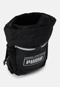 Puma - SOLE BACKPACK UNISEX - Rucksack - black - 2