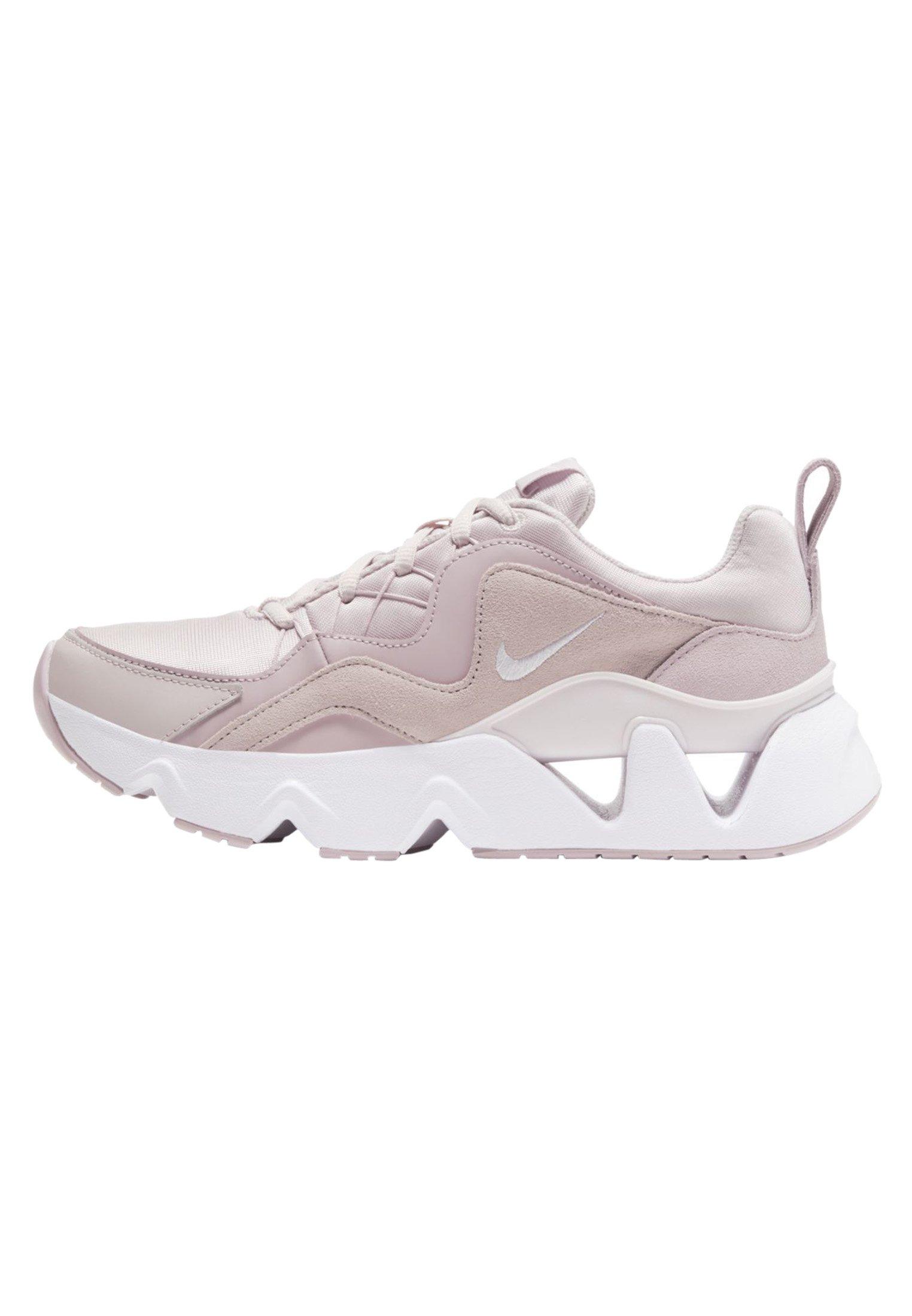 Nike Sportswear Ryz - Sneaker Low Black/white/schwarz