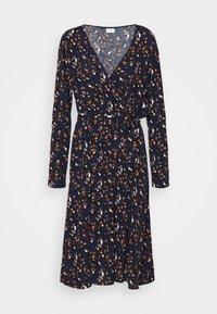 VIKITTIE - Day dress - navy blazer/black