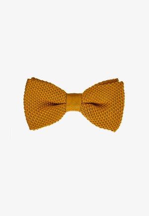 JAGGER - Bow tie - mustard