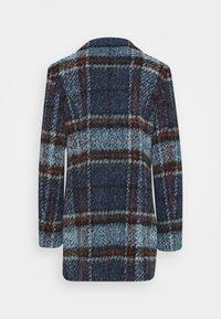 Barbara Lebek - Classic coat - denim - 1