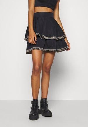 NYNKE SKIRT - A-line skirt - black