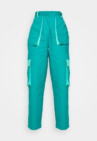The Ragged Priest - CONEY COMBAT - Kalhoty - teal - 5