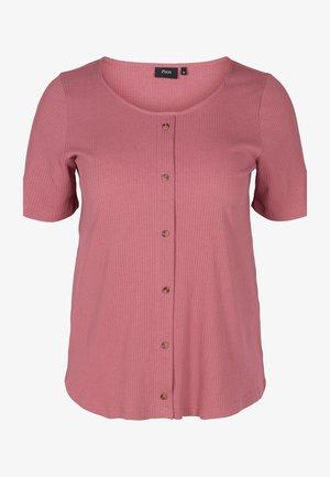 KURZARM - Basic T-shirt - deco rose