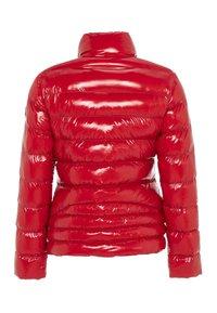 Cipo & Baxx - Winter jacket - red - 9