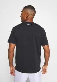 Under Armour - ORIGINATORS OF PERFORMANCE - Print T-shirt - black - 2