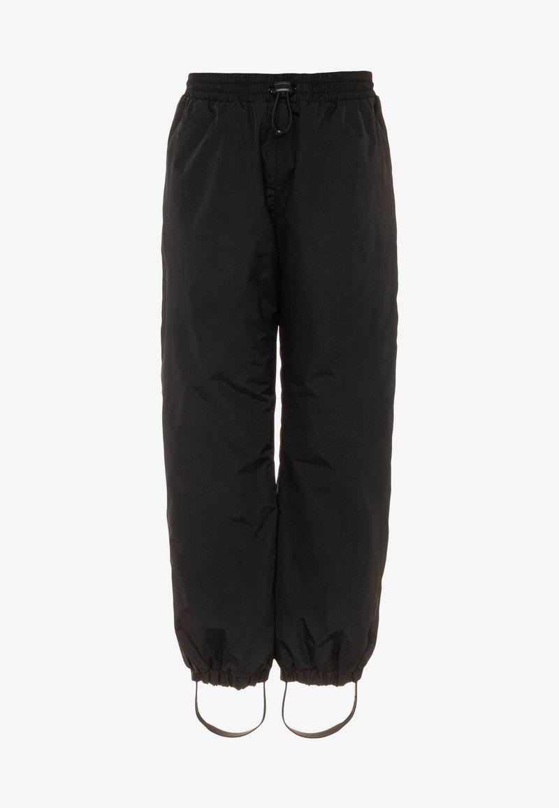 Molo - HEAT BASIC - Zimní kalhoty - black