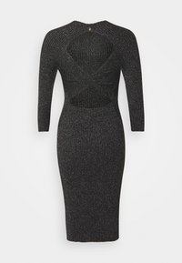LIU JO - ABITO MAGLIA - Shift dress - black - 9