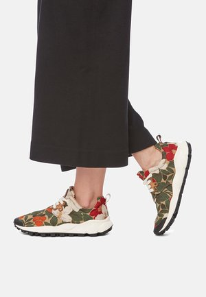 PAMPAS WOMAN - Sneakers basse - red