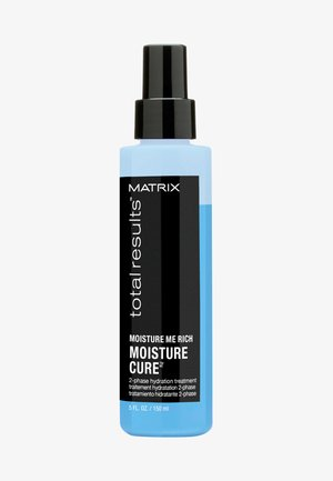 TOTAL RESULTS MOISTURE ME RICH MOISTURE CURE - Hair treatment - -