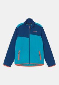 Icepeak - KENTWOOD UNISEX - Fleece jacket - blue - 0
