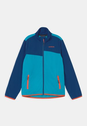 KENTWOOD UNISEX - Fleece jacket - blue