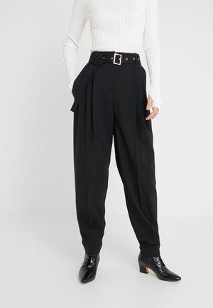 HIMARA - Pantalon classique - black
