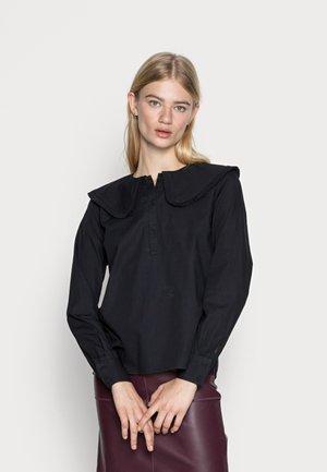 TORBINA  - T-shirt à manches longues - black