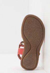 Froddo - LORE CLASSIC MEDIUM FIT - Sandals - coral - 5