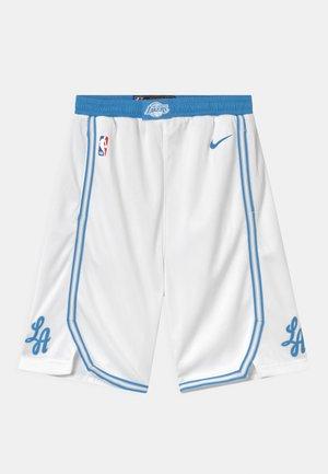 NBA CITY EDITION LA LAKERS UNISEX - Klubové oblečení - white