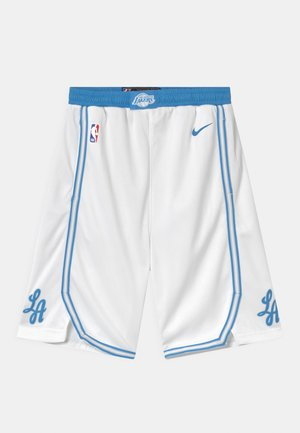 NBA CITY EDITION LA LAKERS UNISEX - Club wear - white