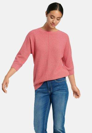 Pullover - flamingo/rosé