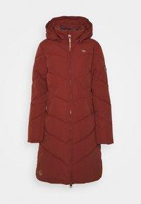 Ragwear - REBELKA - Classic coat - terracotta - 5