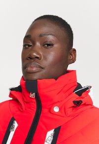 Toni Sailer - HENNI - Chaqueta de esquí - pink red - 5