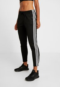 adidas Performance - SNAP - Spodnie treningowe - black - 0