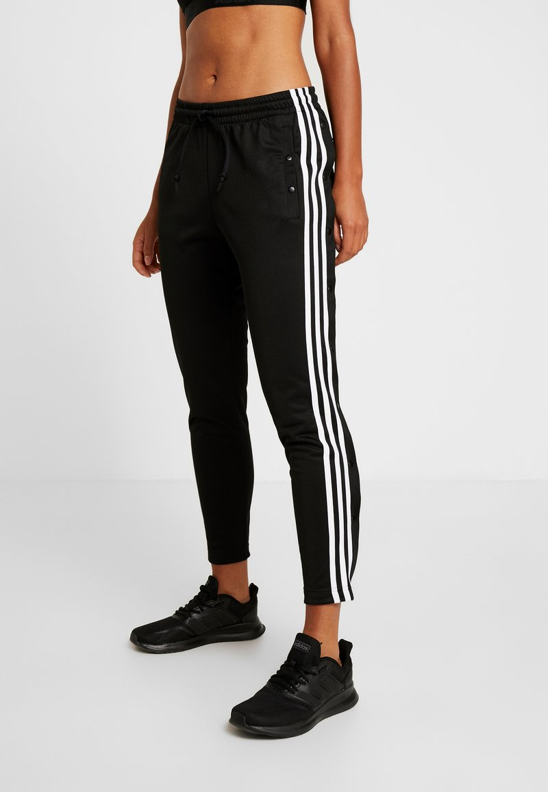 adidas Performance - SNAP - Spodnie treningowe - black