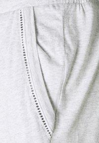 Schiesser - BERMUDA - Pyjama bottoms - grau melange - 2