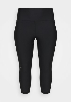 CAPRI - 3/4 sports trousers - black