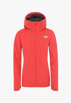 EXTENT - Soft shell jacket - red
