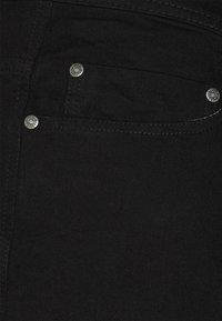Denim Project - MR ORANGE - Jeansshort - black - 2
