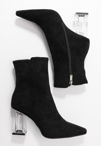 BEBO - DAISIE - Classic ankle boots - black - 3