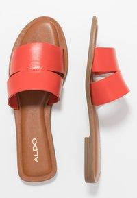 ALDO - ANDONIA - Mules - red - 3