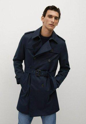 TANGO - Trenchcoat - dunkles marineblau