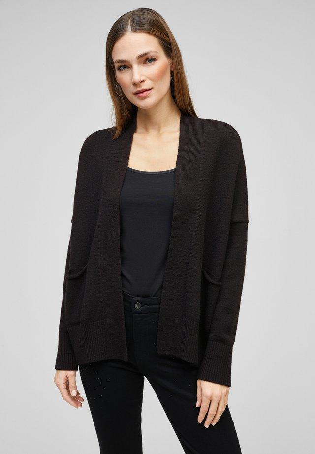 Vest - true black