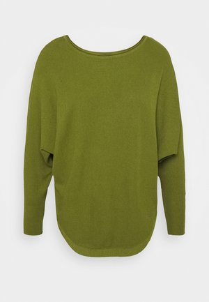 Jumper - leaf green