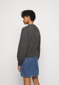 See by Chloé - Jumper - charcoal black - 4